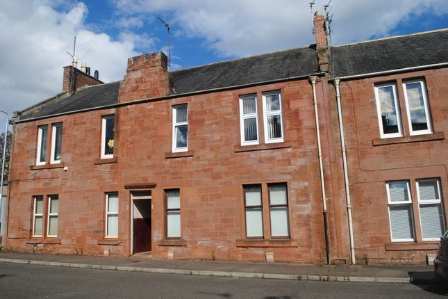 Thumbnail Flat to rent in Kinnaird Street, Arbroath