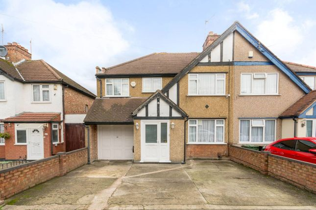 Thumbnail Semi-detached house for sale in Boxtree Lane, Harrow Weald, Harrow