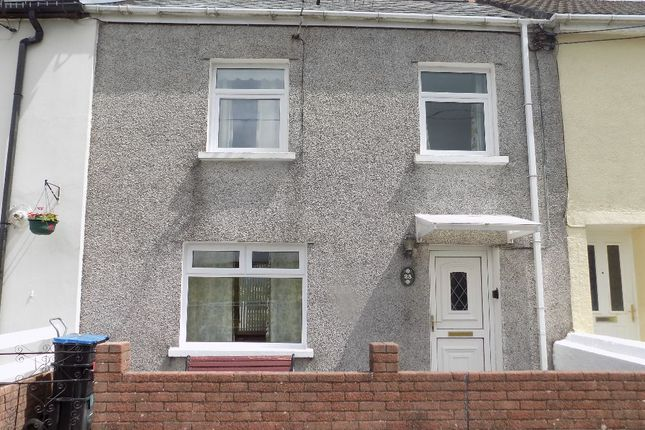 Thumbnail Terraced house for sale in Prince Street, Nantyglo, Ebbw Vale, Gwent. 4Ax.