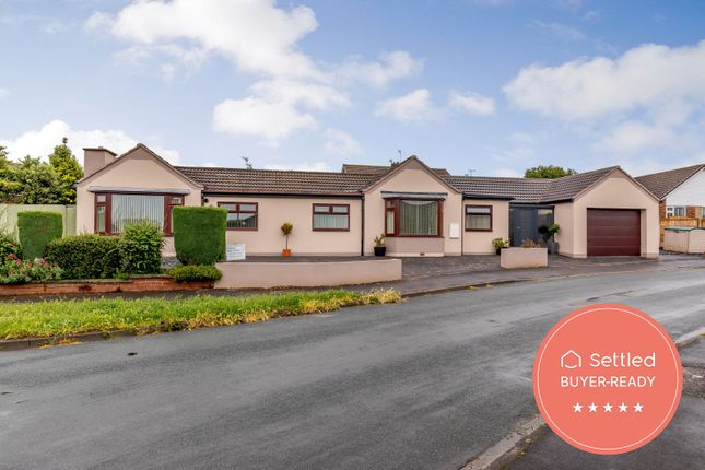 Thumbnail Bungalow for sale in Willow Rise, Tadcaster, North Yorkshire