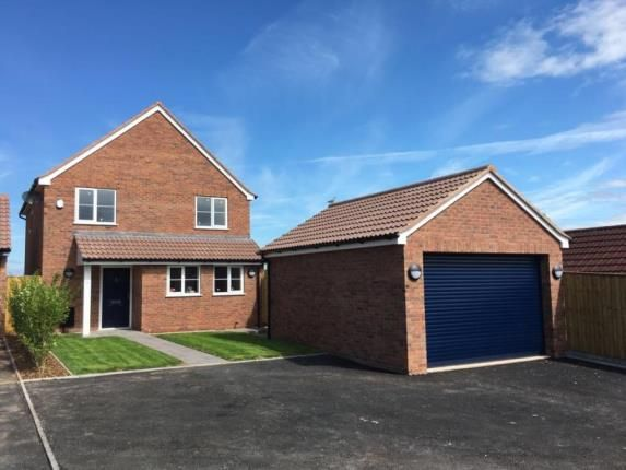 Thumbnail Detached house for sale in North Lane, Othery, Somerset