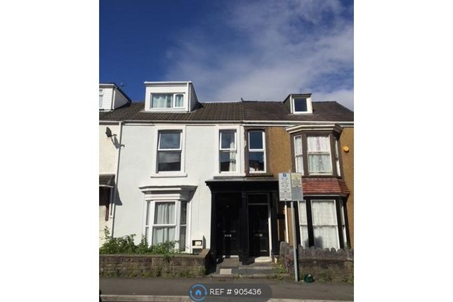 Thumbnail Terraced house to rent in Henrietta St, Swansea