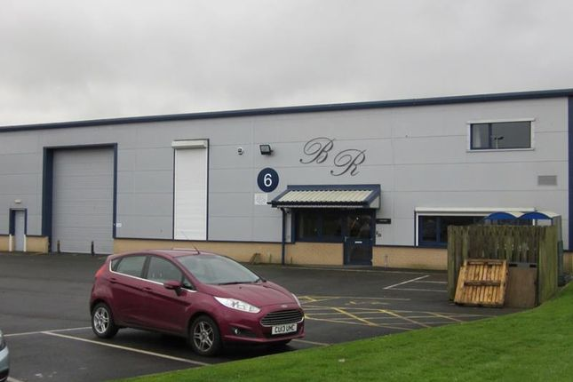 Thumbnail Light industrial for sale in 6 Europa Way, Felinfach, Swansea West Business Park, Swansea, Swansea
