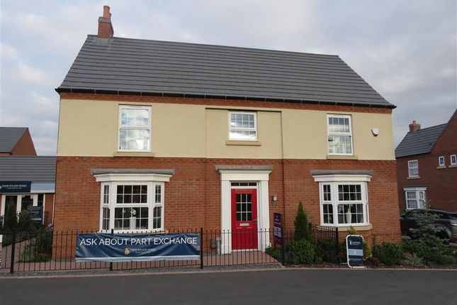 Thumbnail Detached house for sale in Nottingham Road, Barrow Upon Soar, Loughborough