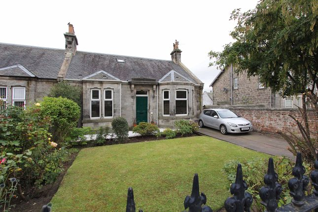 Thumbnail Semi-detached bungalow for sale in Hawthorn Gardens, Loanhead, Midlothian
