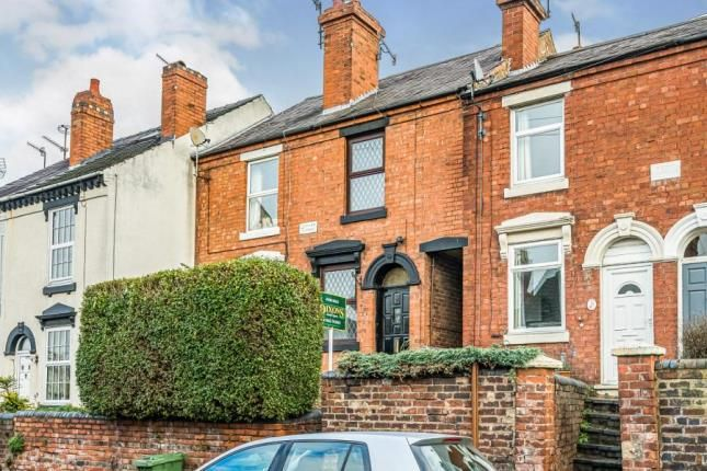 2 bed terraced house for sale in George Street, Kidderminster DY10