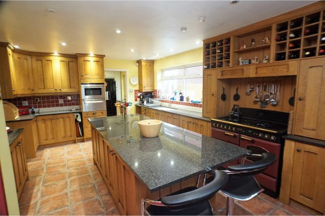Thumbnail Detached house for sale in Woodfield Close, Walsall