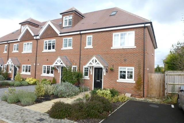 Thumbnail Semi-detached house to rent in Foxglove Drive, Holyport, Maidenhead