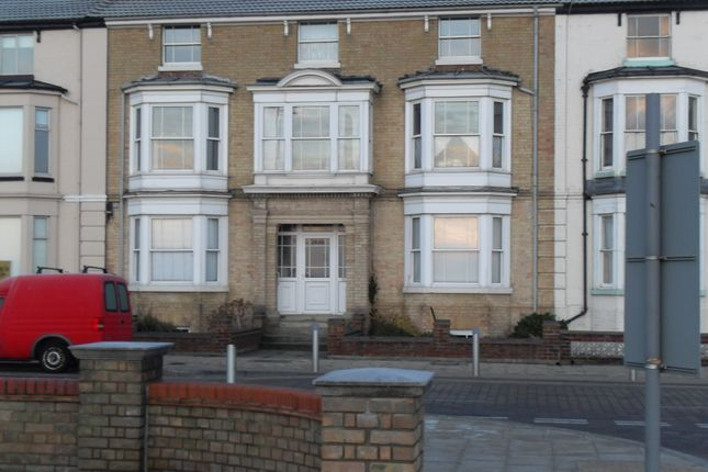External Front of Marine Parade, Lowestoft NR33