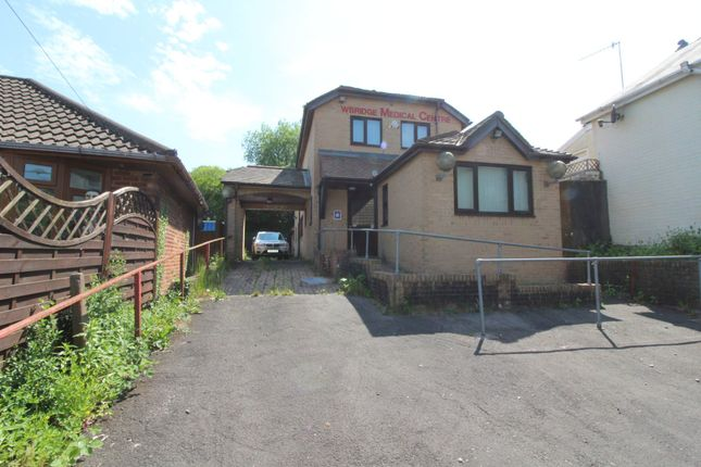 Thumbnail Detached house for sale in High Street, Newbridge, Newport