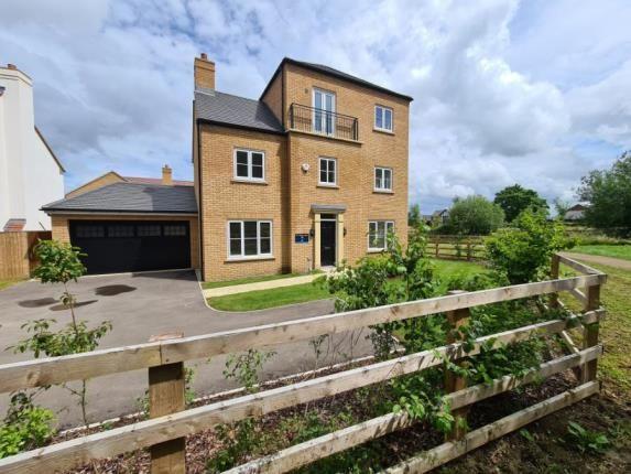 Thumbnail Detached house for sale in The Oaks, Hayton Way, Milton Keynes