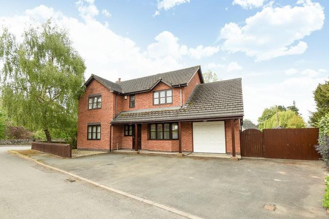 Thumbnail Detached house for sale in Hay On Wye 4 Miles, Glasbury On Wye