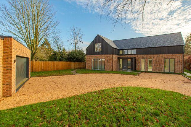 Thumbnail Detached house for sale in Back Lane, Barrington, Cambridge
