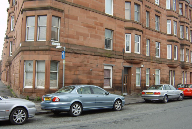 Thumbnail Flat to rent in Calder Street, Govanhill