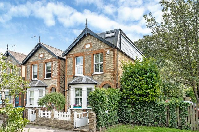Thumbnail Detached house for sale in Gordon Road, Kingston Upon Thames