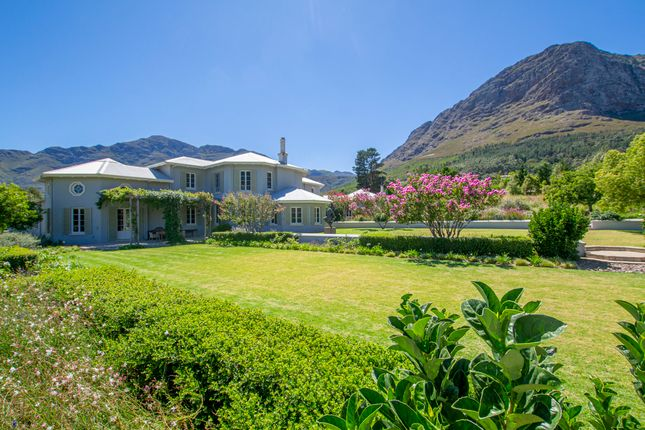 Thumbnail Detached house for sale in Park Lane, Franschhoek, Cape Town, Western Cape, South Africa