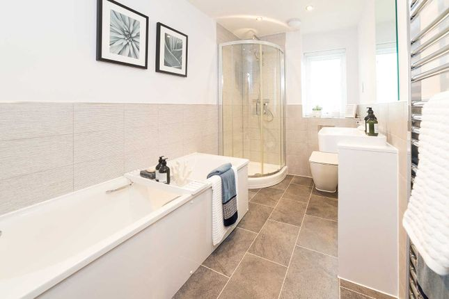 "4 bedroom detached house for sale in ""The Tolcarne"" at Welway, Perranporth"