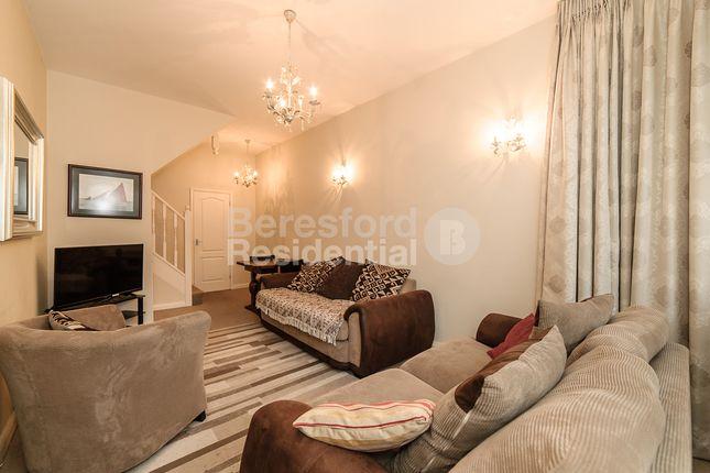 Thumbnail Flat to rent in Elder Road, London