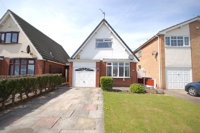 Thumbnail Detached bungalow for sale in Cherry Tree Road, Blackpool