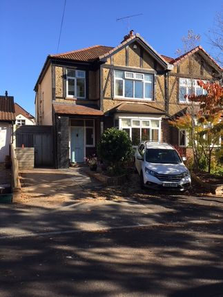 Thumbnail Semi-detached house for sale in Cossins Road, Redland, Bristol