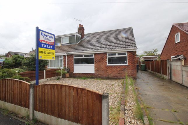 Thumbnail Bungalow to rent in Shelley Drive, Abram, Wigan