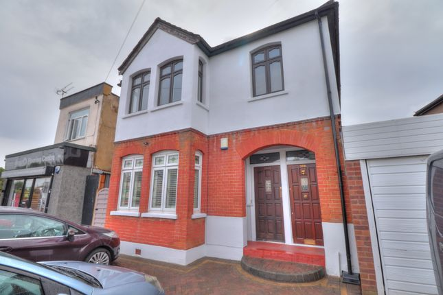 Thumbnail Maisonette for sale in Brentwood Road, Gidea Park, Romford