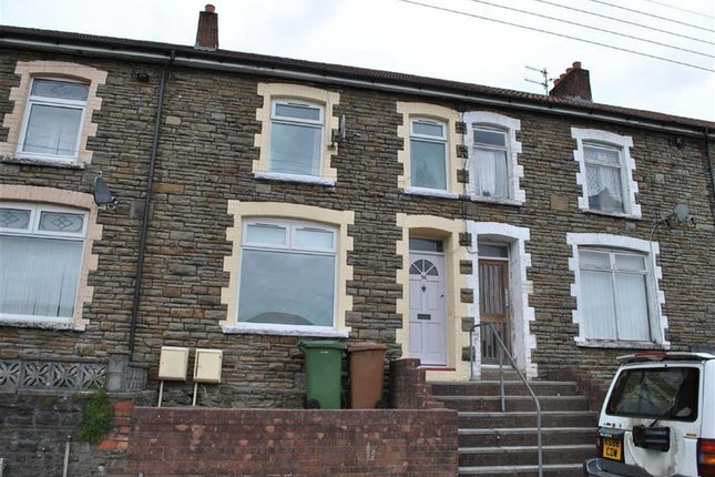 Thumbnail Flat to rent in Jubilee Road, Elliots Town, New Tredegar