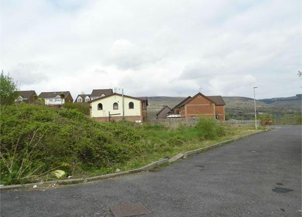 Thumbnail Land for sale in 95 Cwrt Coed Parc, Maesteg, .