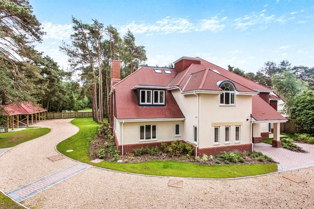 Thumbnail Flat for sale in New Road, West Parley, Ferndown