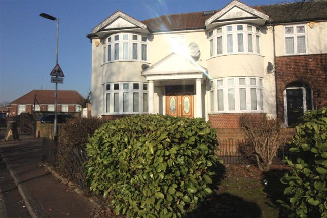 Thumbnail Semi-detached house for sale in Westrow Drive, Barking