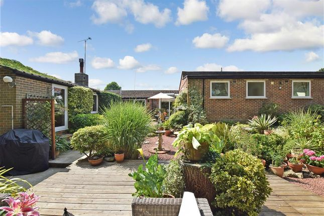 Thumbnail Semi-detached bungalow for sale in Upper Mill, Wateringbury, Maidstone, Kent
