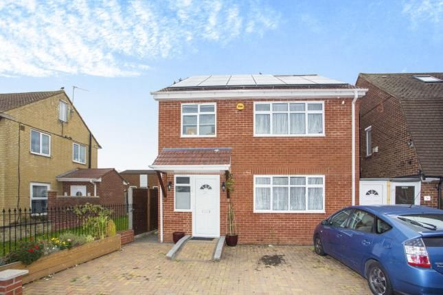 Thumbnail Property for sale in Doncaster Drive, Northolt, Middlesex, England