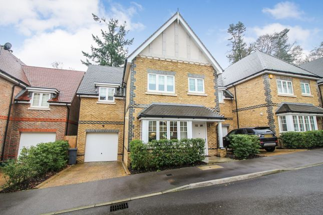 Thumbnail Detached house for sale in Rawlins Rise, Tilehurst, Reading