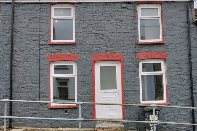 2 bed terraced house to rent in Bute Street, Aberdare CF44