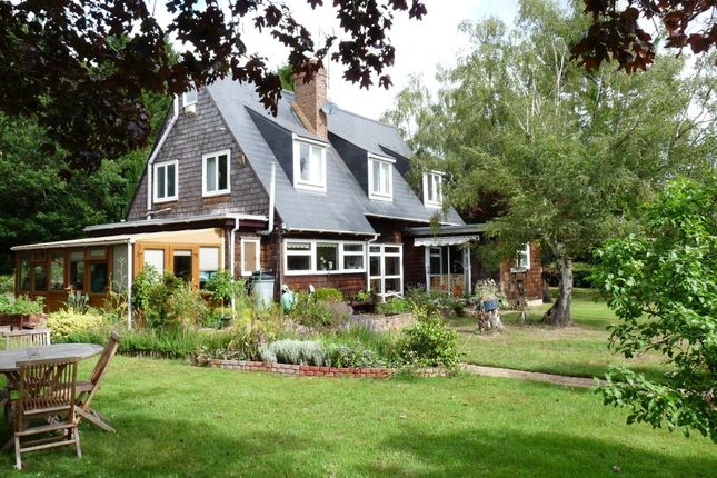 Thumbnail Detached house for sale in Coopers Corner, Ide Hill, Sevenoaks