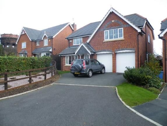 Thumbnail Detached house for sale in Eanleywood Farm Close, Norton, Runcorn, Cheshire