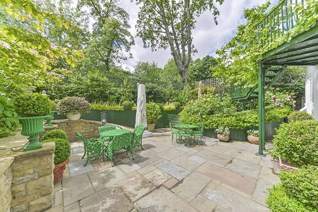 Thumbnail Detached house for sale in Phillimore Gardens, Kensington, London
