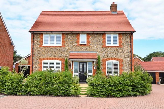 4 bed detached house for sale in Vesta Mews, Westhampnett, Chichester PO18