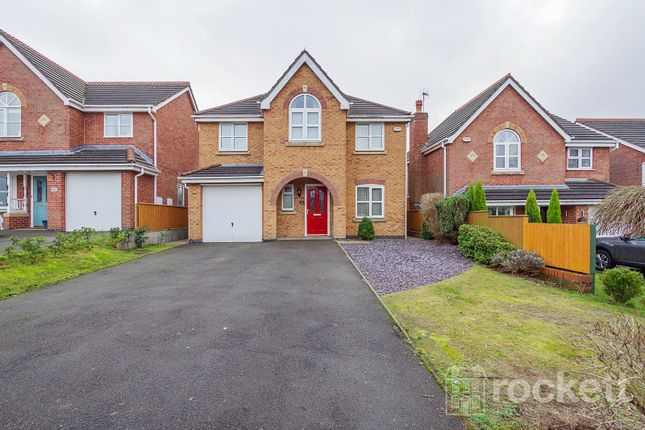 Thumbnail Detached house to rent in Wayside Avenue, May Bank, Newcastle-Under-Lyme