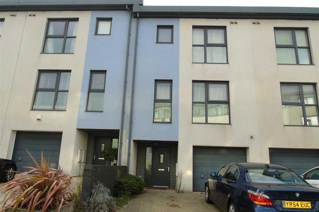 Thumbnail Town house for sale in Marina Villas, Trawler Road, Swansea