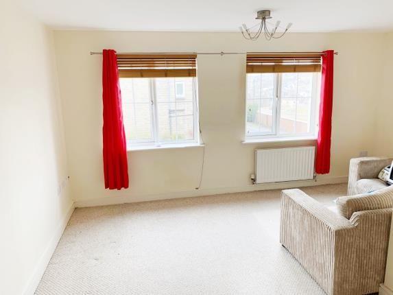 Living Room of Burton Court, Burton Close, Darwen, Lancashire BB3
