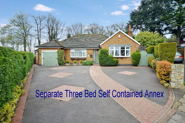 Thumbnail Property for sale in Warren Close, Humberstone, Leicester
