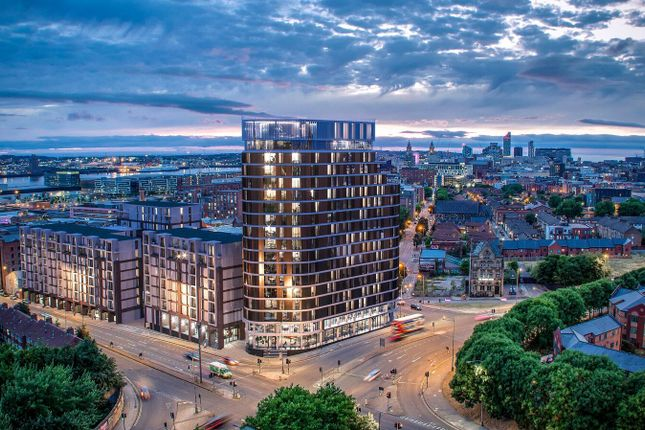 Thumbnail Flat for sale in Baltic Triangle, Liverpool