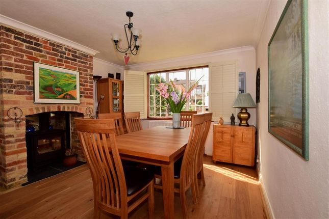 Thumbnail Detached house for sale in South Street, Barming, Maidstone, Kent