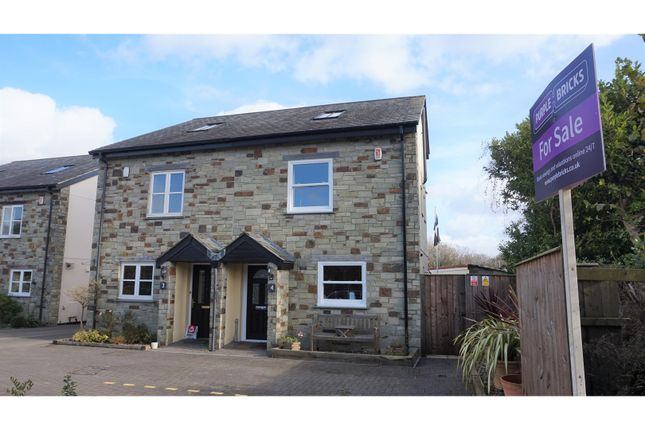 Thumbnail Semi-detached house for sale in Trematon, Saltash