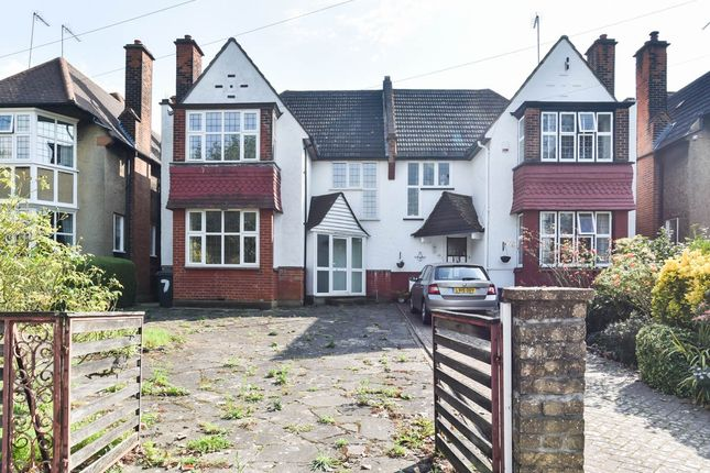 Thumbnail Semi-detached house for sale in The Crescent, London