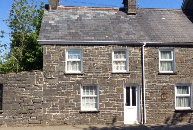 Thumbnail Semi-detached house for sale in The Terrace, Bronant, Aberystwyth, Ceredigion