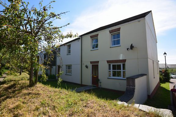 Thumbnail End terrace house for sale in Chyandour, Redruth