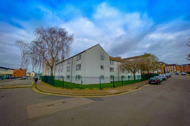 1 bed flat for sale in Lower Harding Street, Northampton NN1