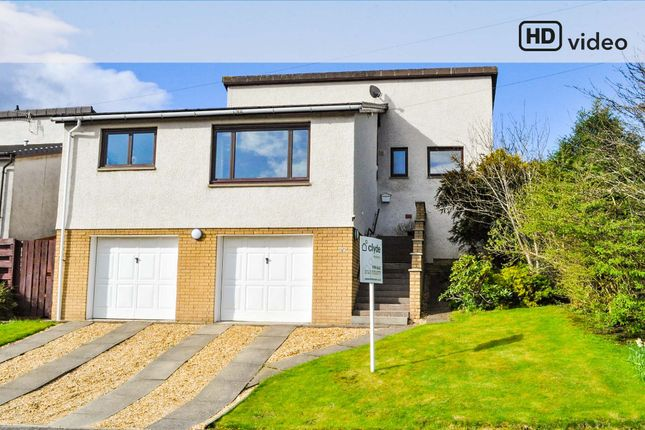 Thumbnail Detached house for sale in Kirkmill Road, Balfron, Glasgow